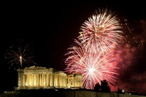 Athens-new-year